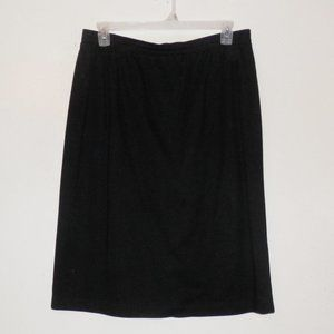 Cathy Daniels 2X Skirt Stretch Waist Midi H265